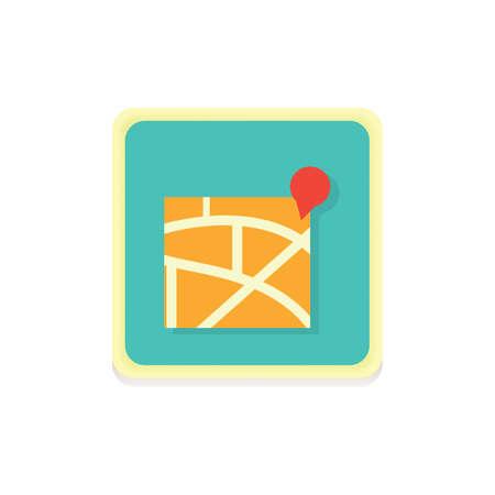 GPS 아이콘