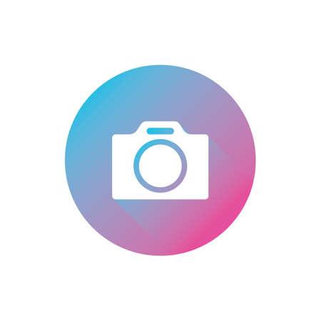 camera icon Stock fotó - 106668317