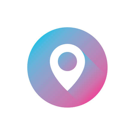 navigation icon 向量圖像