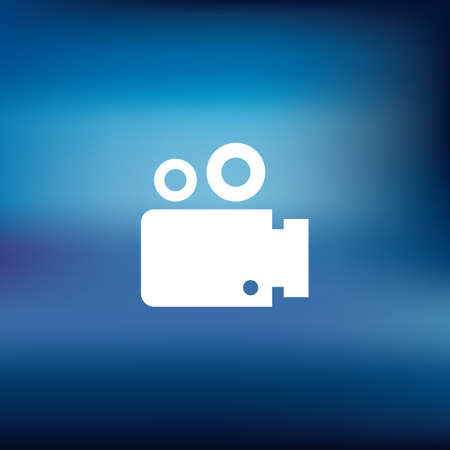 video player icon Illustration