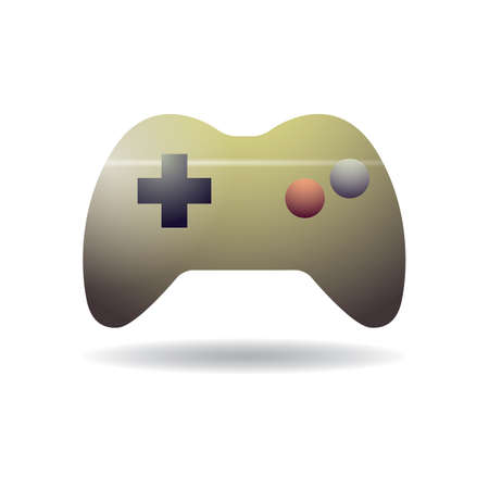 game pad Illustration
