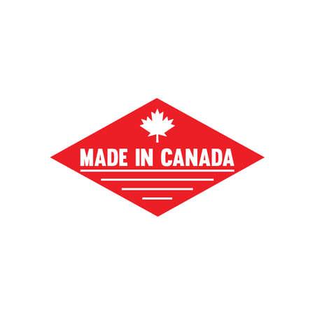 カナダのラベルで行われました。 写真素材 - 81535300