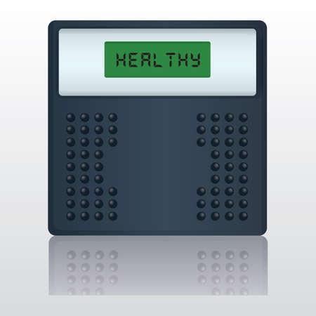 weighing machine