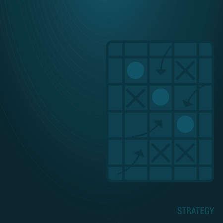 strategy background
