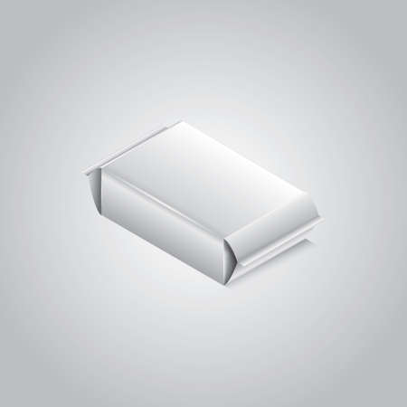 paper pack Illustration