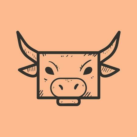 ox Ilustrace