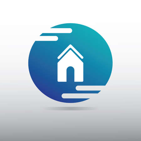 home icon 向量圖像