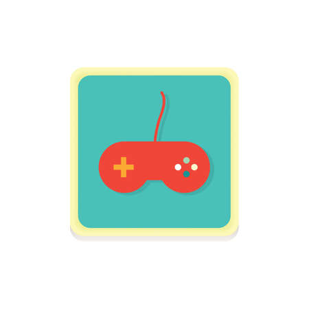games icon Ilustrace