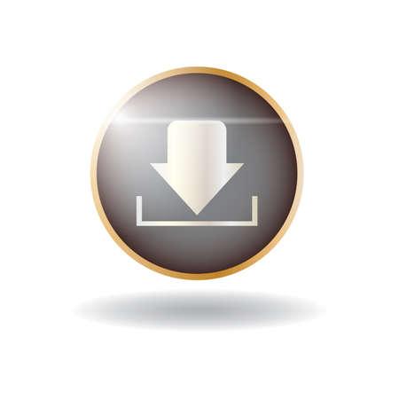download icon Illustration