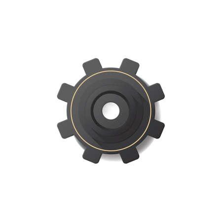 setting icon Stock Vector - 81535323