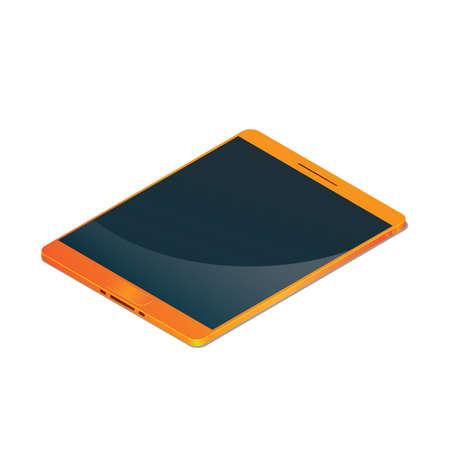 tablet  イラスト・ベクター素材