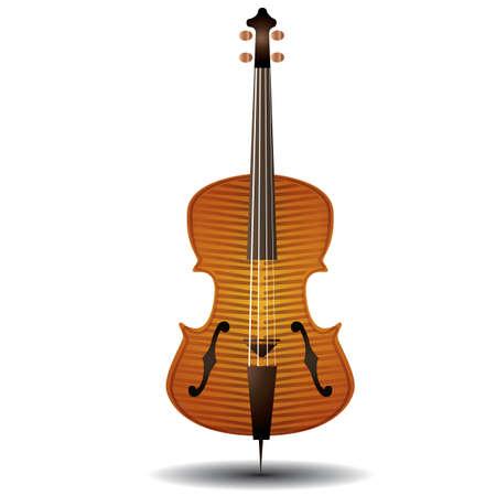 violin Stock Illustratie