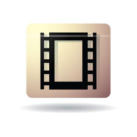video player icon Çizim