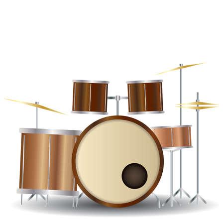 set di batteria
