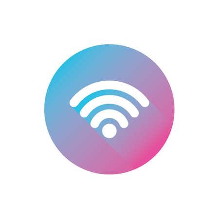 wifi icon Иллюстрация