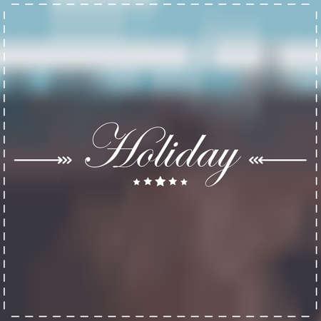 fondo de vacaciones