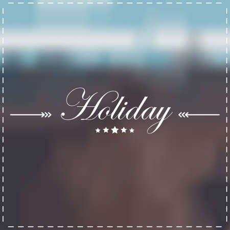 holiday background Banco de Imagens - 106668610