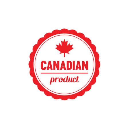 Canadian product label