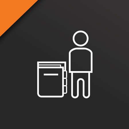 businessman and organizer