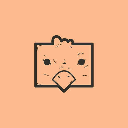 chick Stock Illustratie