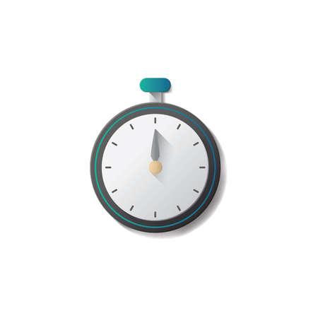 stopwatch icon Reklamní fotografie - 81589208