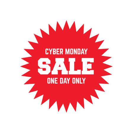 cyber monday sale Reklamní fotografie - 106668727