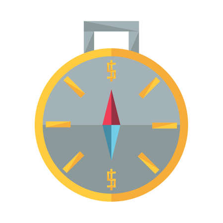 direction compass Illustration