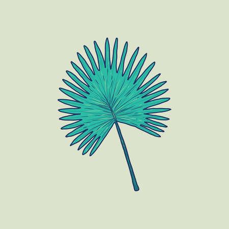 leaf Ilustracja
