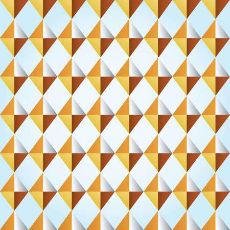 seamless rhombus background Stock Illustratie