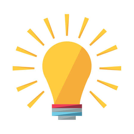 bulb Ilustracja