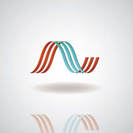 abstract design Illusztráció