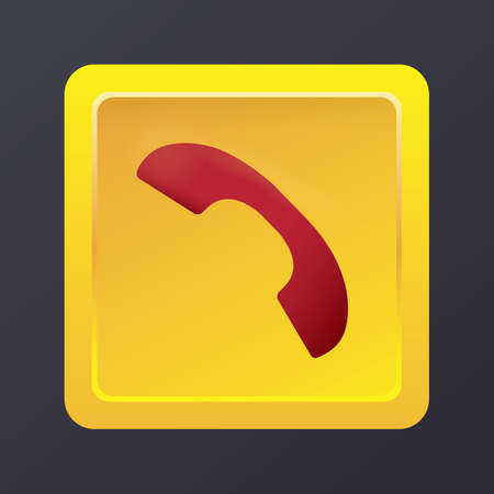 phone decline calls icon