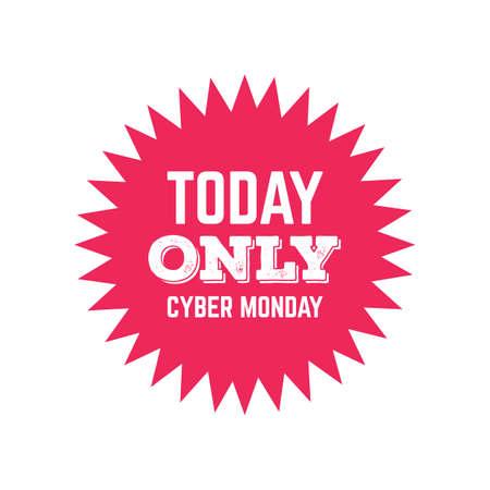 cyber monday sale Reklamní fotografie - 106668837