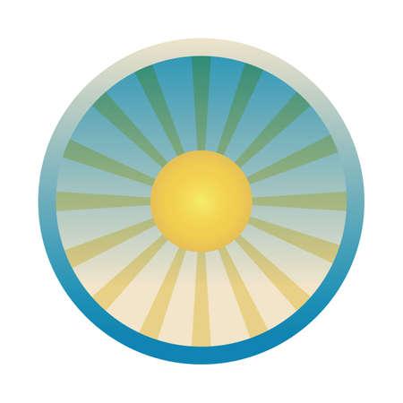 sun Illusztráció