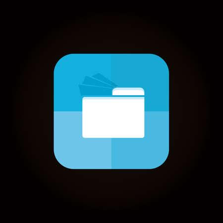 icono del administrador de archivos