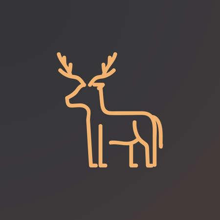 deer Reklamní fotografie - 81535351