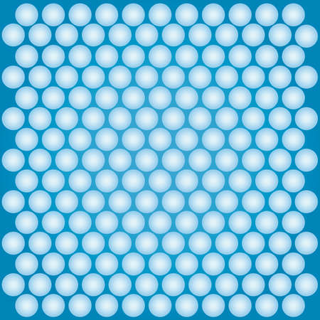 abstract circles background Ilustrace