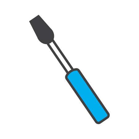 screwdriver Иллюстрация