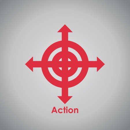 action Illustration