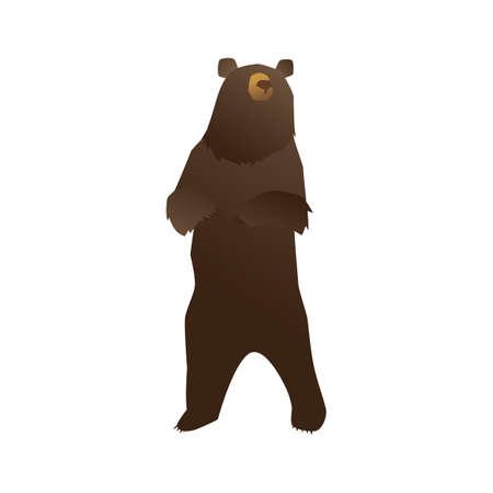 bear Иллюстрация