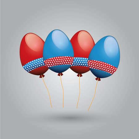 balloons Çizim