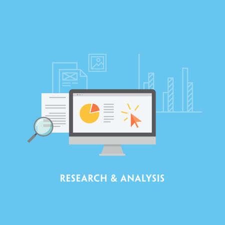 Recherche et analyse Vecteurs