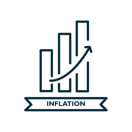 inflation Vectores