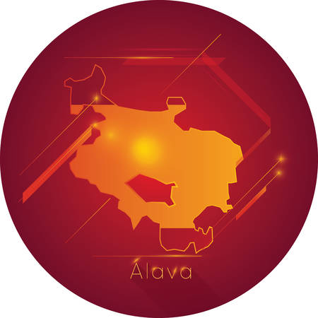 alava map
