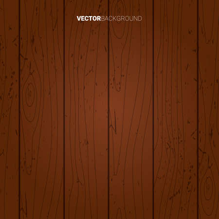 Wooden background Ilustracja