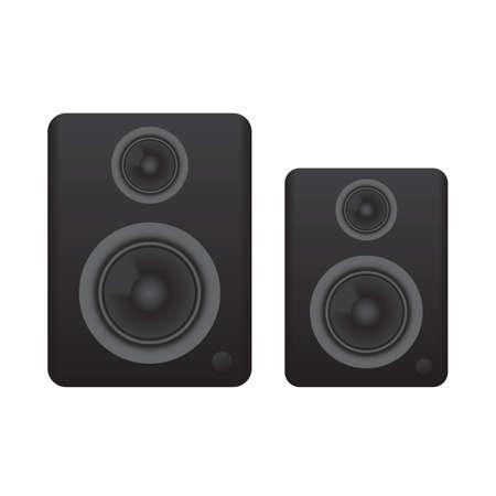 speakers  イラスト・ベクター素材