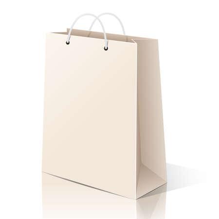 paper bag 일러스트