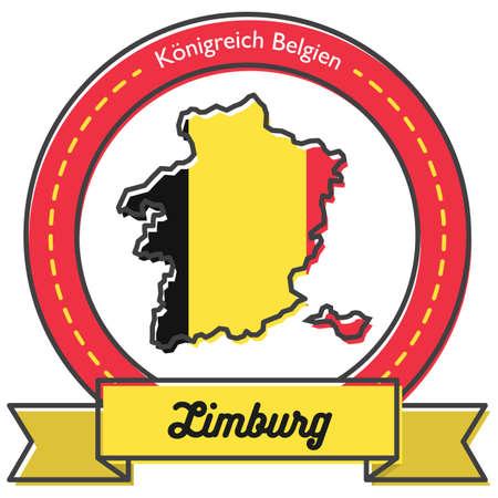 limburg map label
