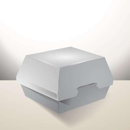paper food box Banque d'images - 106669127