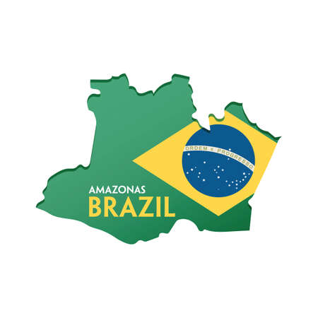 amazonas map